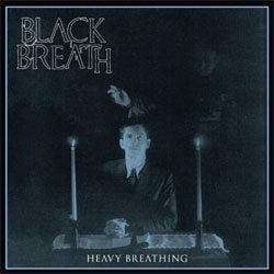 "Black Breath ""Heavy Breathing"" CD"