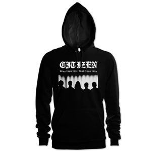 "Citizen ""Silhouette"" Hooded Sweatshirt"