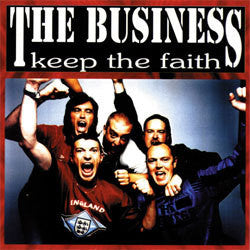 "The Business ""Keep The Faith"" LP"