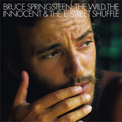 "Bruce Springsteen ""The Wild, The Innocent And The E Street Shuffle"" LP"