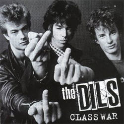 "The Dils ""Class War"" LP"