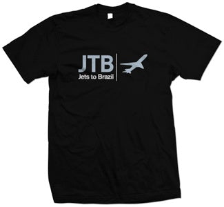 "Jets To Brazil ""Airplane"" T Shirt"