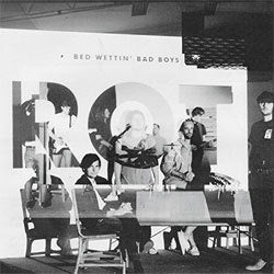 "Bed Wettin' Bad Boys ""Rot"" LP"
