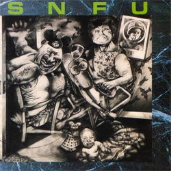 "SNFU ""Better Than a Stick in the Eye"" CD"