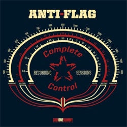 "Anti Flag ""Complete Control Sessions"" 10"""