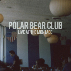 "Polar Bear Club ""Live At The Montage"" CD"