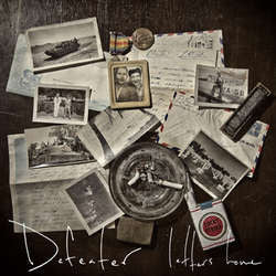 "Defeater ""Letters Home"" CD"