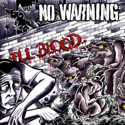 "No Warning ""Ill Blood"" 2xLP"