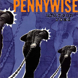 "Pennywise ""Unknown Road"" CD"