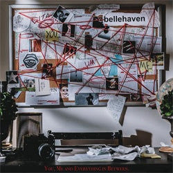 "Belle Haven ""You, Me And Everything In Between"" CD"