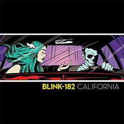 "Blink 182 ""California: Deluxe Edition"" CD"
