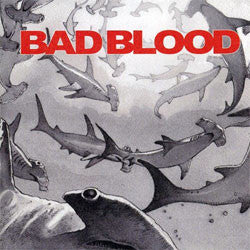 "Bad Blood ""Harsh Reality"" CDep"