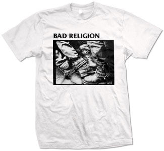 "Bad Religion ""80 - 85"" T Shirt"