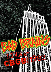 "Bad Brains ""Live At CBGB's 1982"" DVD"