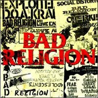 "Bad Religion ""All Ages"" CD"