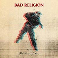 "Bad Religion ""The Dissent Of Man"" LP"