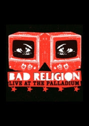 "Bad Religion ""Live At The Palladium"" DVD"