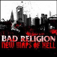 "Bad Religion ""New Maps Of Hell"" (Deluxe) CD"