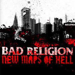 "Bad Religion ""New Maps Of Hell"" CD"