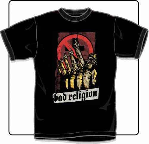 Bad Religion Soldiers T Shirt