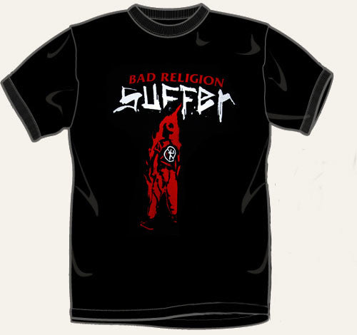 "Bad Religion ""Suffer"" T Shirt"