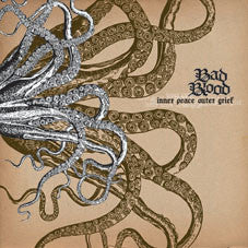 "Bad Blood ""Inner Peace Outer Grief"" CD"