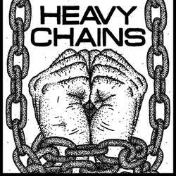 "Heavy Chains ""S/t"" 7"""