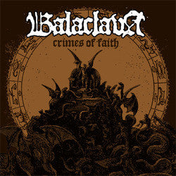 "Balaclava ""Crimes Of Faith"" CD"