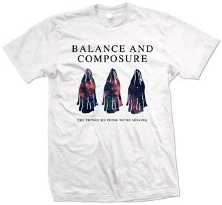 "Balance And Composure ""Ghosts"" T Shirt"