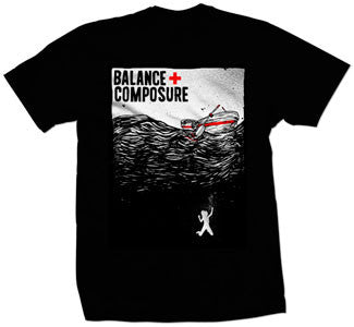 "Balance And Composure ""Life Raft"" T Shirt"