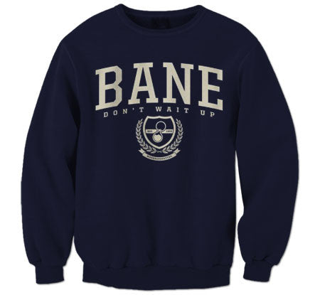 "Bane ""Hourglass"" Crew Neck Sweatshirt"