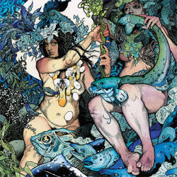 "Baroness ""Blue Record"" CD"
