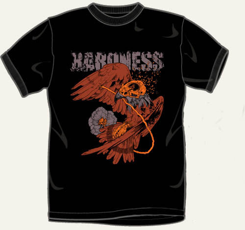 Baroness Dead Eagle T Shirt
