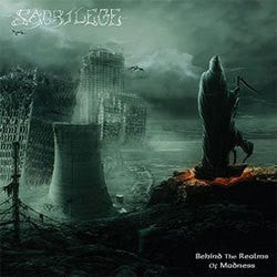 "Sacrilege ""Behind The Realms Of Madness"" LP"