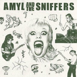 "Amyl And The Sniffers ""Self Titled"" LP"