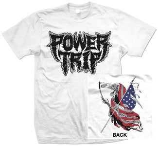 "Power Trip ""American Reaper"" T Shirt"