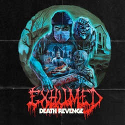 "Exhumed ""Death Revenge"" LP"
