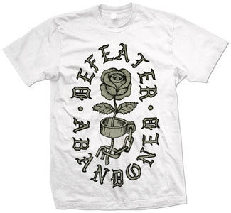 "Defeater ""Abandoned Rose"" T Shirt"
