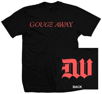 "Gouge Away ""Logo"" T Shirt"
