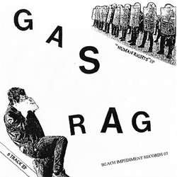 "Gas Rag ""Human Rights"" 7"""