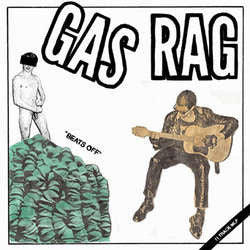 "Gas Rag ""Beats Off"" LP"