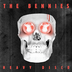 "The Bennies ""Heavy Disco"" CDEP"