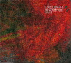 "Between The Buried and Me ""The Great Misdirect"" CD/DVD"