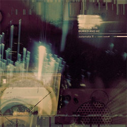 "Between The Buried & Me ""Automata II"" CD"