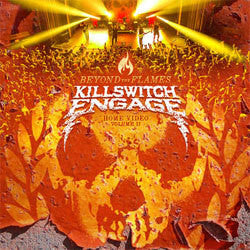 "Killswitch Engage ""Beyond The Flames: Home Video Part II "" CD / DVD"