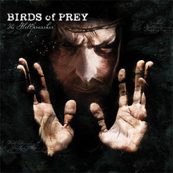 "Birds Of Prey ""The Hellpreacher""CD"