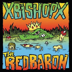 "Bishop / Red Baron ""Split"" CD"