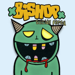 "Bishop ""Suicide Party"" CD"