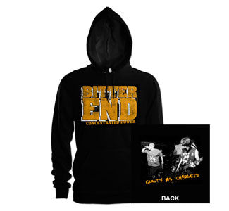 "Bitter End ""Live"" Hooded Sweatshirt"