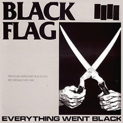 "Black Flag ""Everything Went Black"" 2xLP"